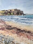 Morbihan. Le fort de Penthièvre.