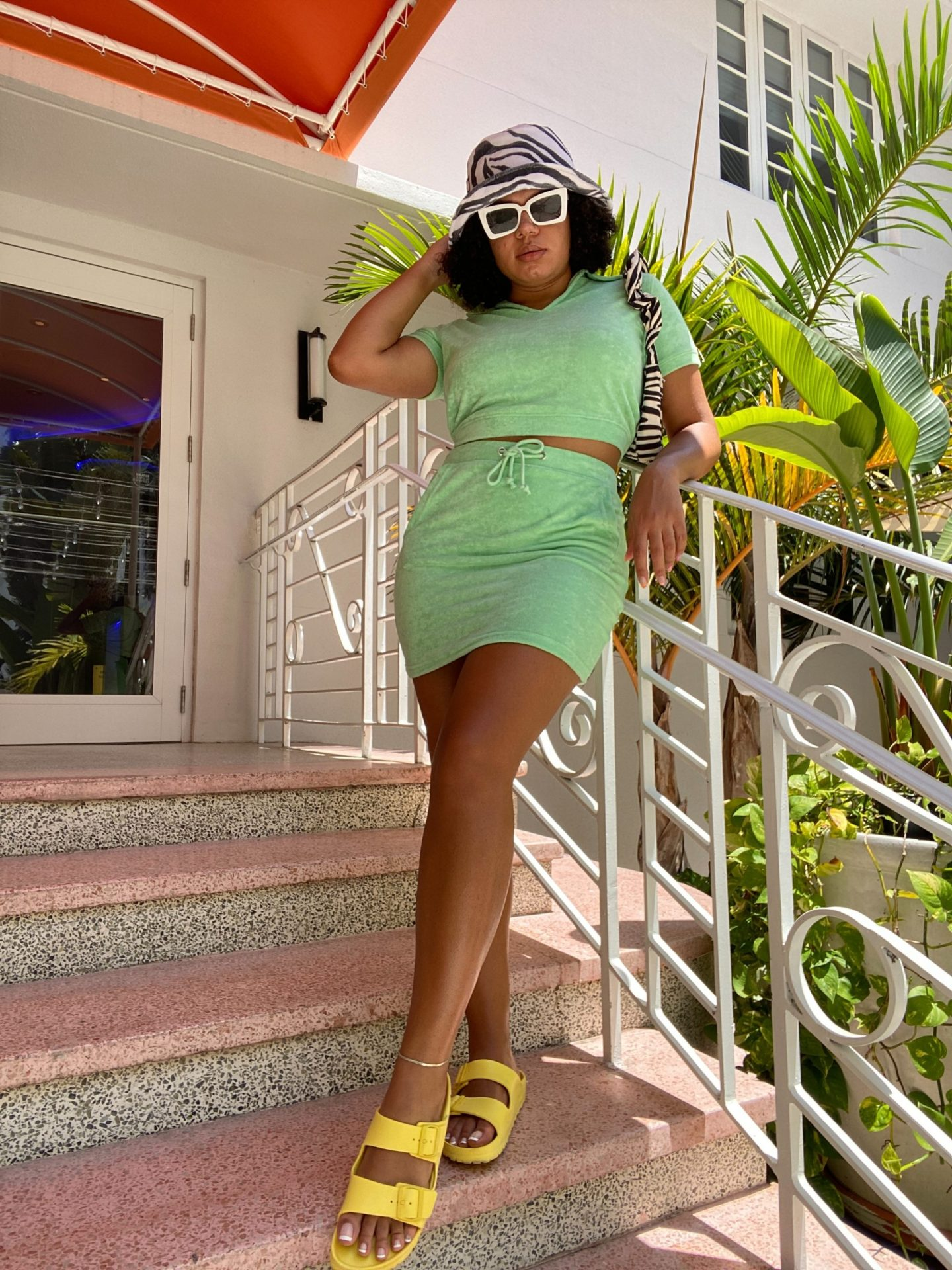 What I Wore on my Solo Trip to Miami
