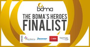 BDMA Finalist