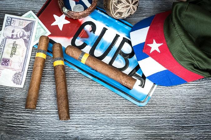 Cuba Zigarren Cohiba