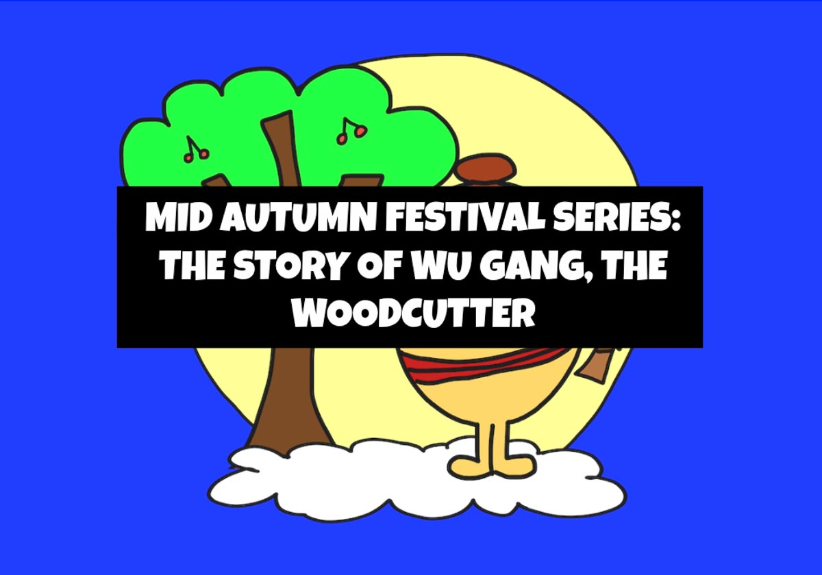 CHINESE MID AUTUMN FESTIVAL'S WU GANG, THE WOODCUTTER