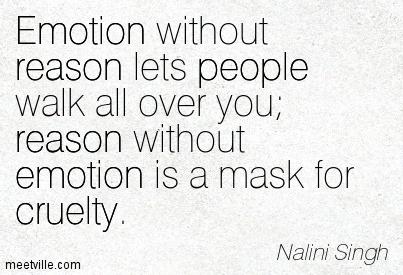 Emotion…