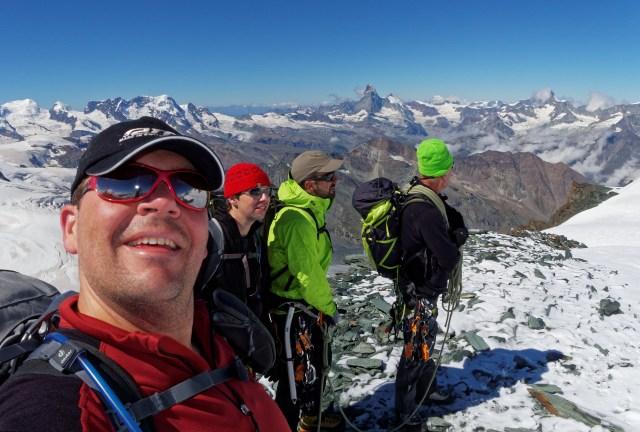...3888 Meter hohen Feekopf