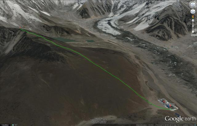 Besteigung des Kala Pattar