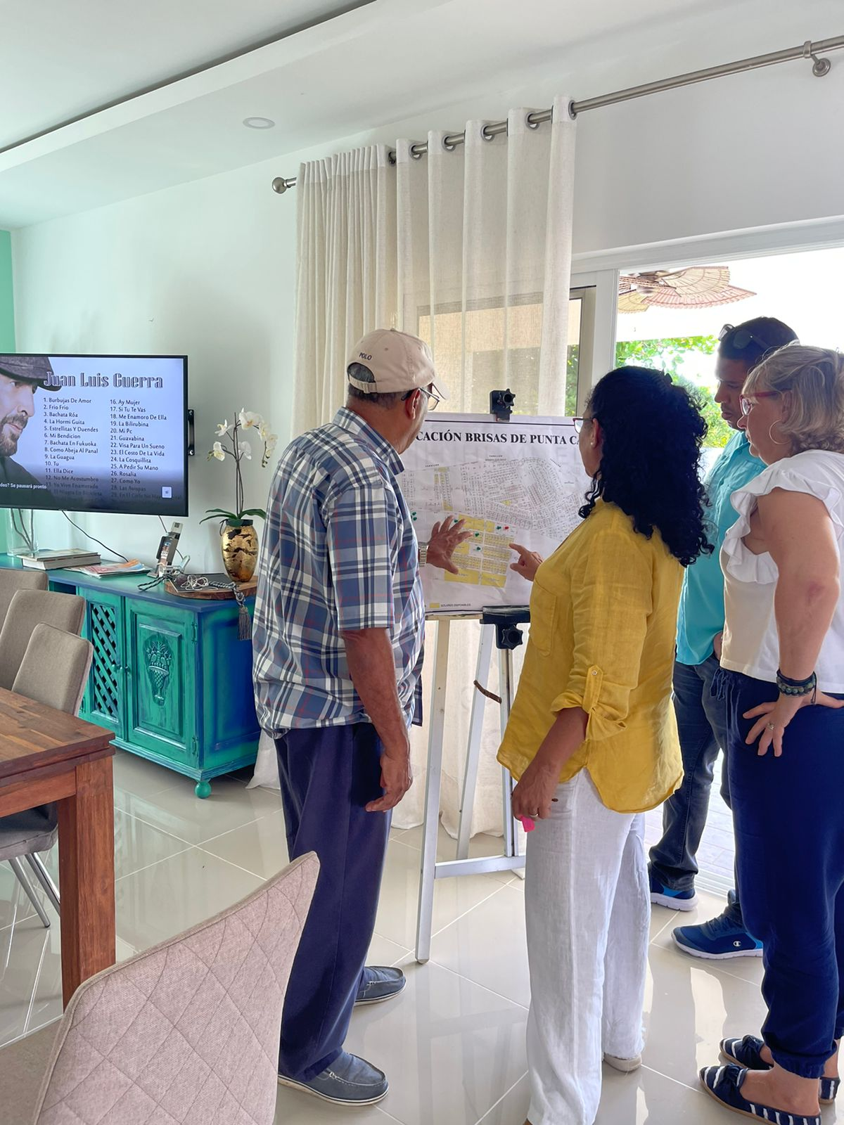 Feria Inmobiliaria de Brisas de Punta Cana