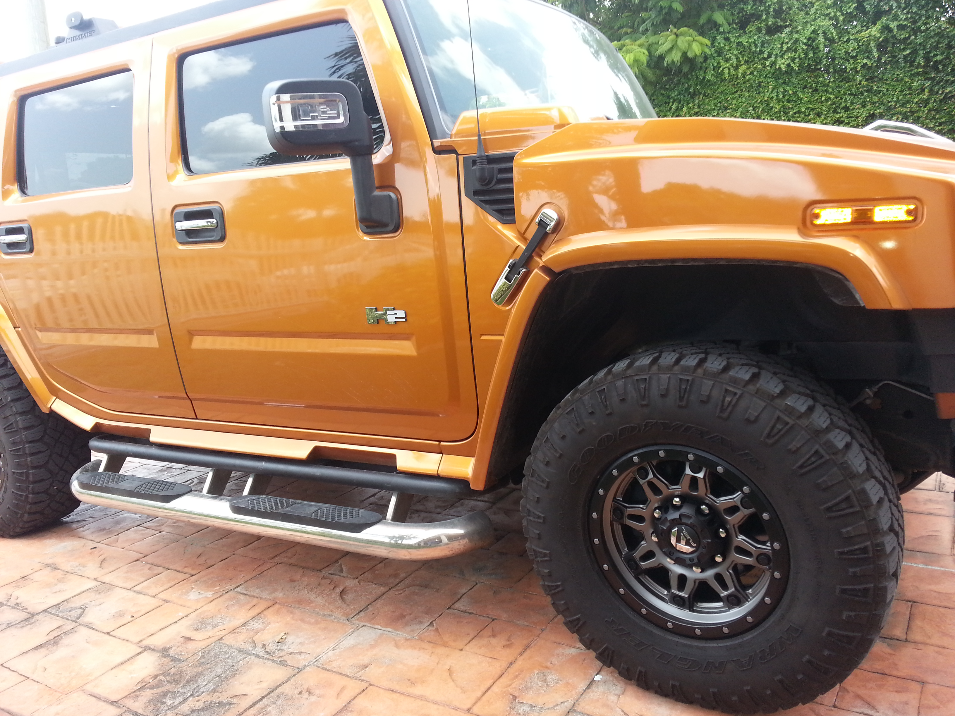 New wheels pics Hummer Forums Enthusiast Forum for Hummer Owners