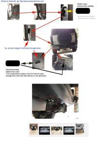 Backup Camera/Reverse Camera Wiring Question - Hummer ...