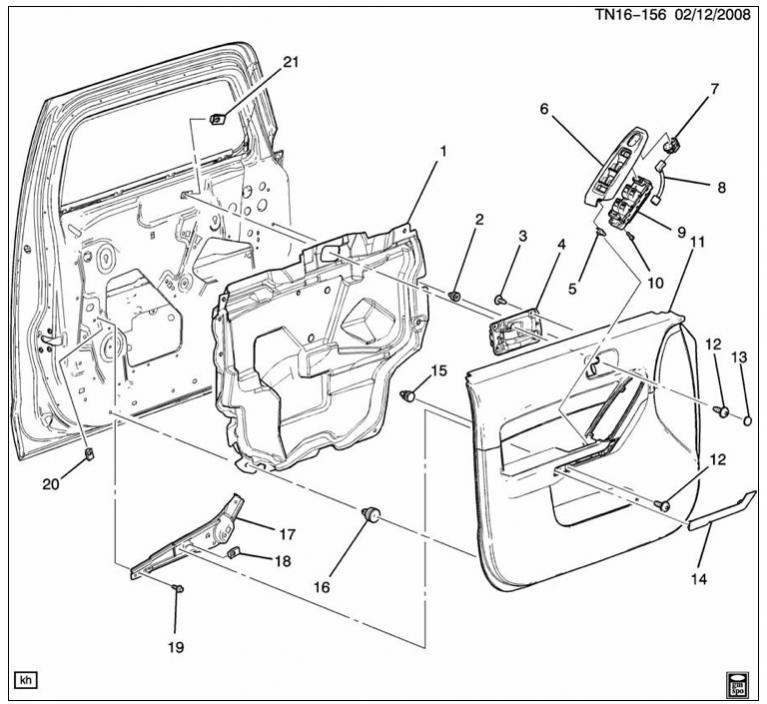 Service manual [Diagrams To Remove 2006 Hummer H1 Driver