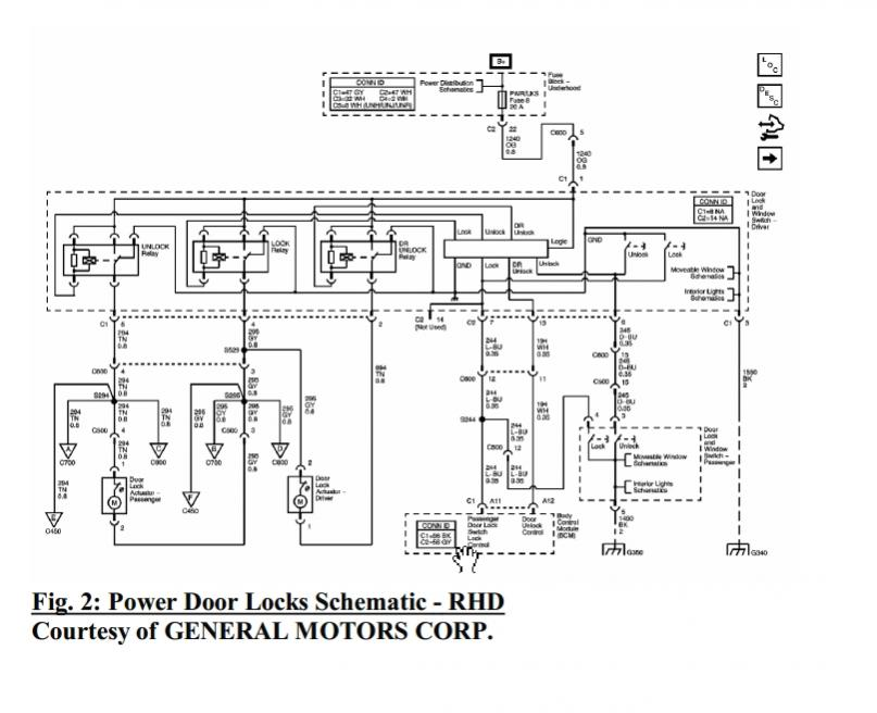 Service manual [Electrical Relays Schematic 2010 Hummer H3