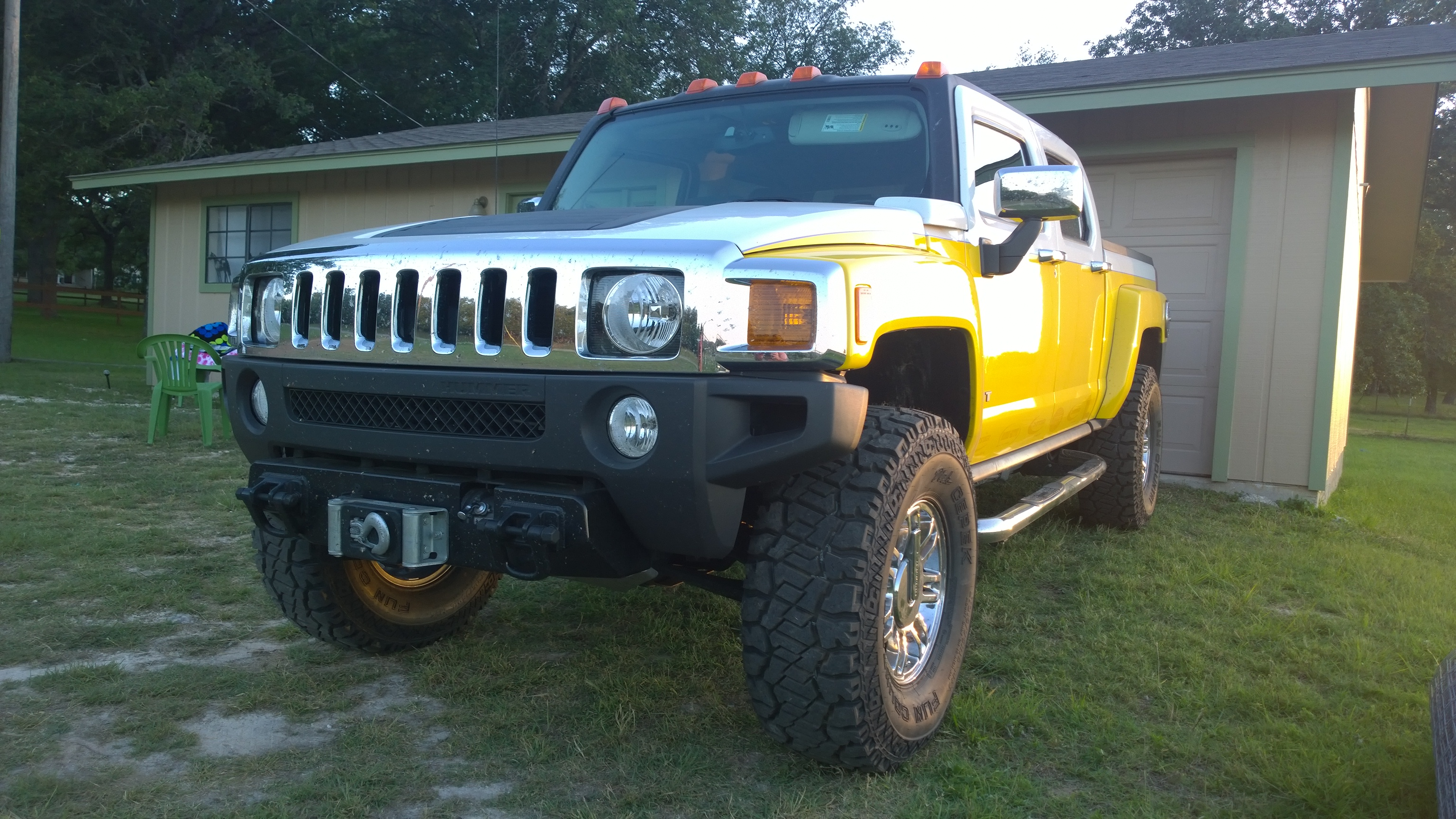 H3T Alpha Daughter s Ride Hummer Forums Enthusiast Forum for