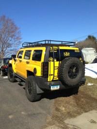 """F/S - Hummer H3 """"Ranger"""" Style Roof Rack - Hummer Forums ..."""