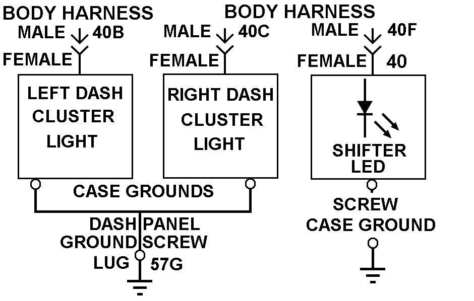 wiring diagram for led trailer lights 98 ford ranger fuse panel knowledge base - electrical