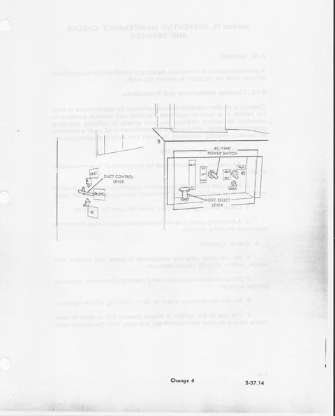 HMMWV Operator's Manual, Ch. 2