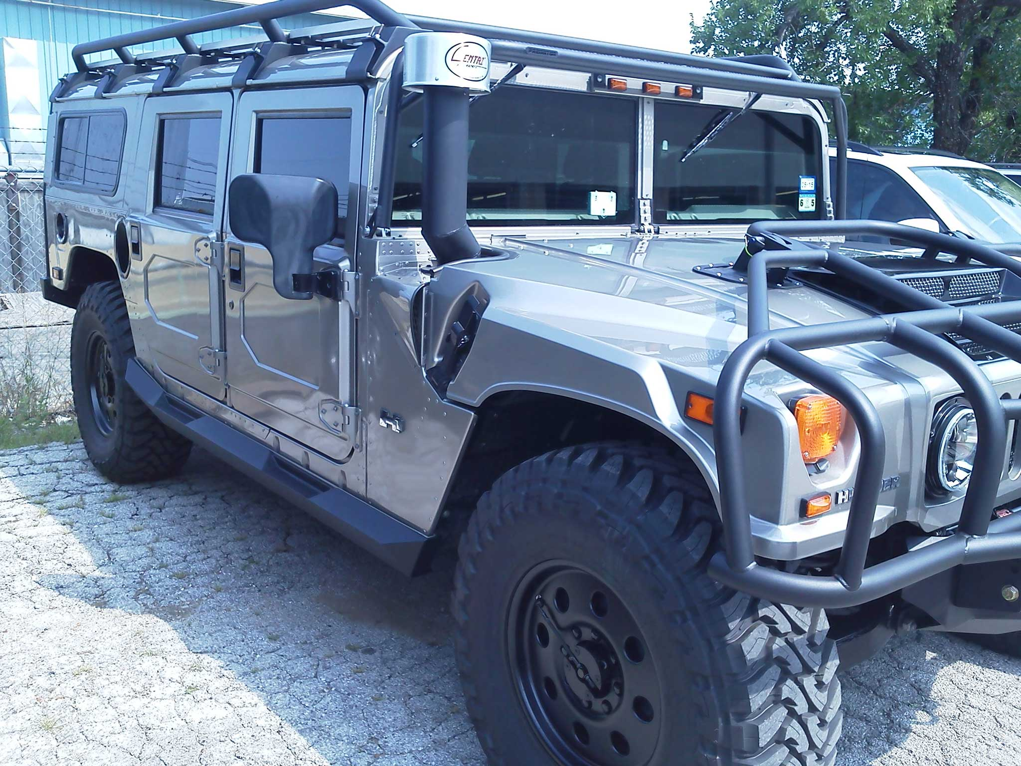 GT Cepek Hummer Tires froad and road