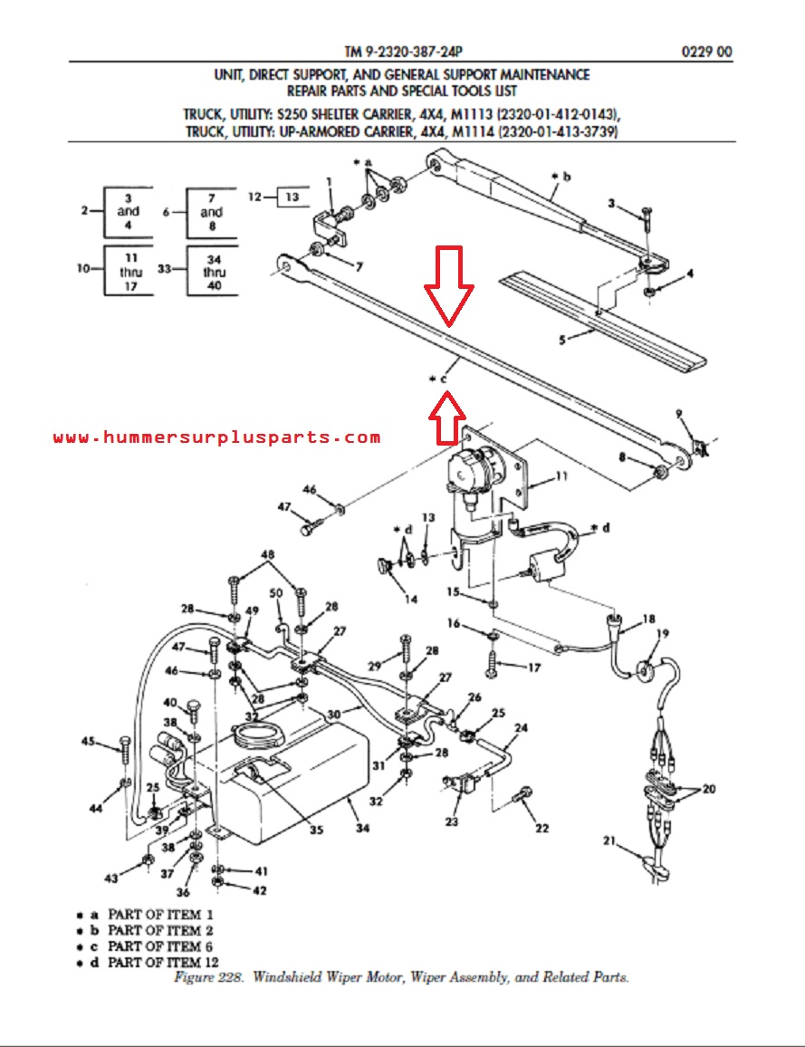 1957 Corvette Windshield Wiper Diagram Electrical Wiring Diagrams Free Picture Schematic Hmmwv M998 Parts Circuit Connection U2022 2003 Chevy Blazer System