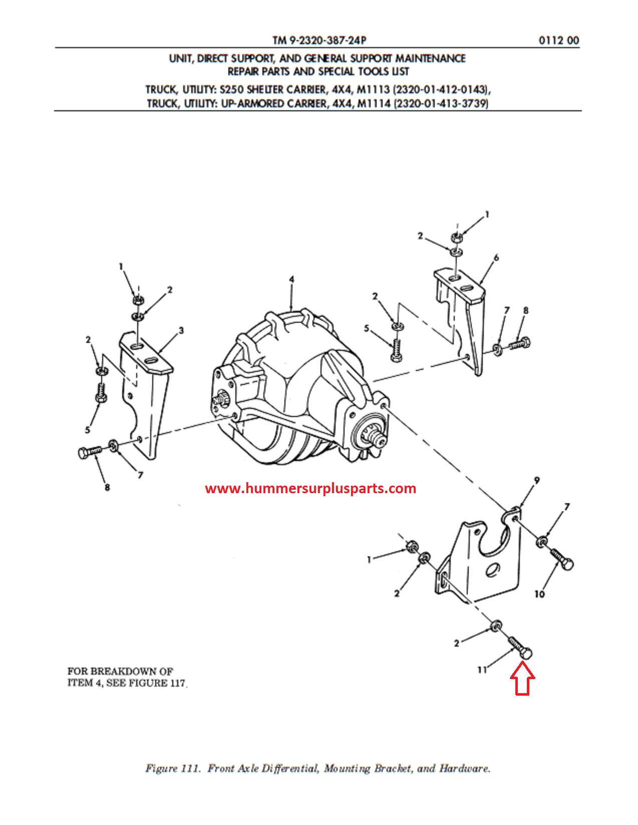 hmmwv wiring schematic