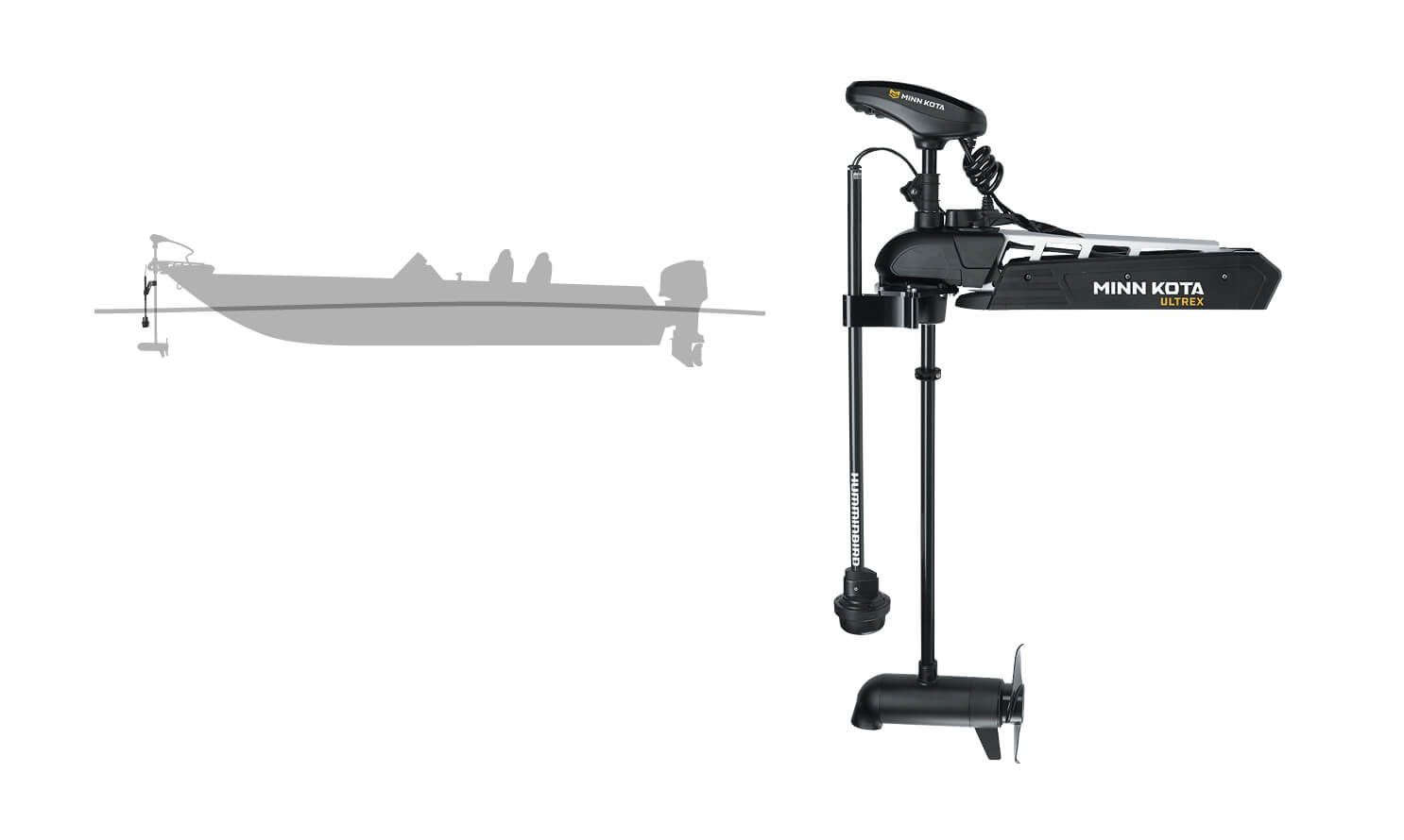 hight resolution of bow mount