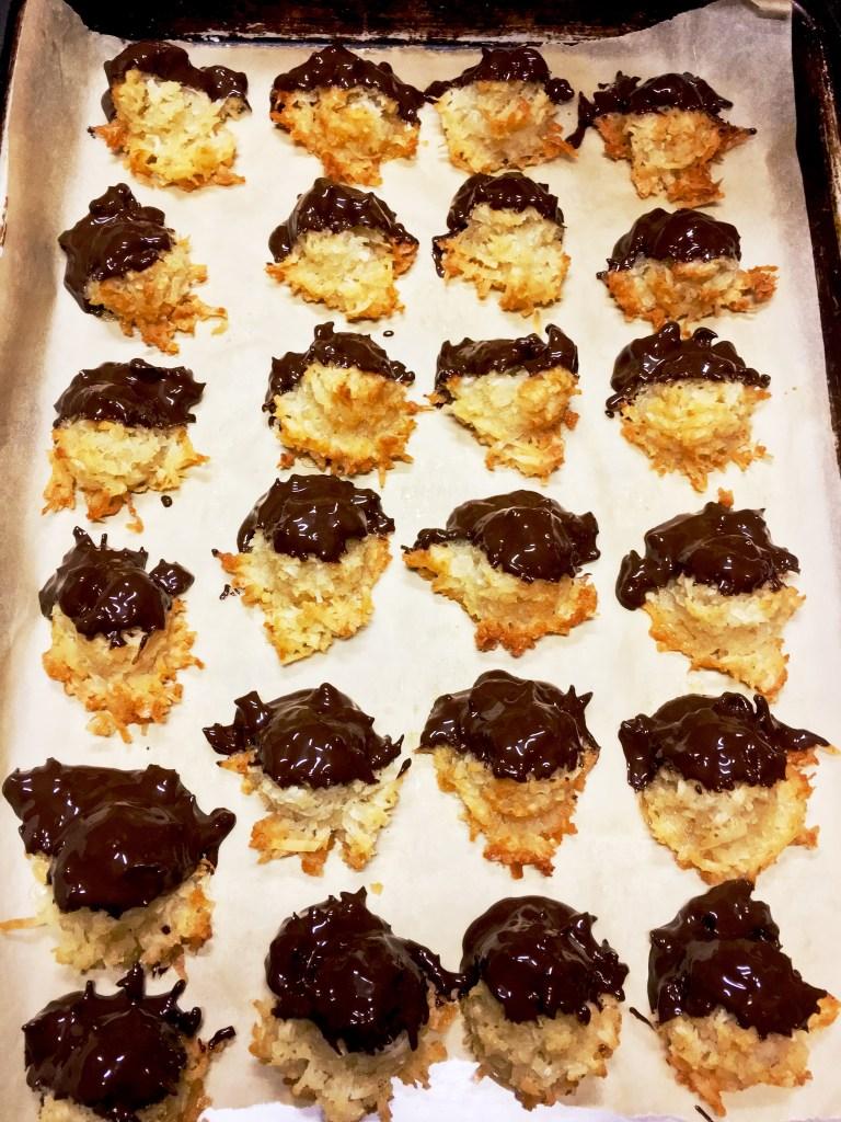 Gluten-Free Cocnut Macaroons