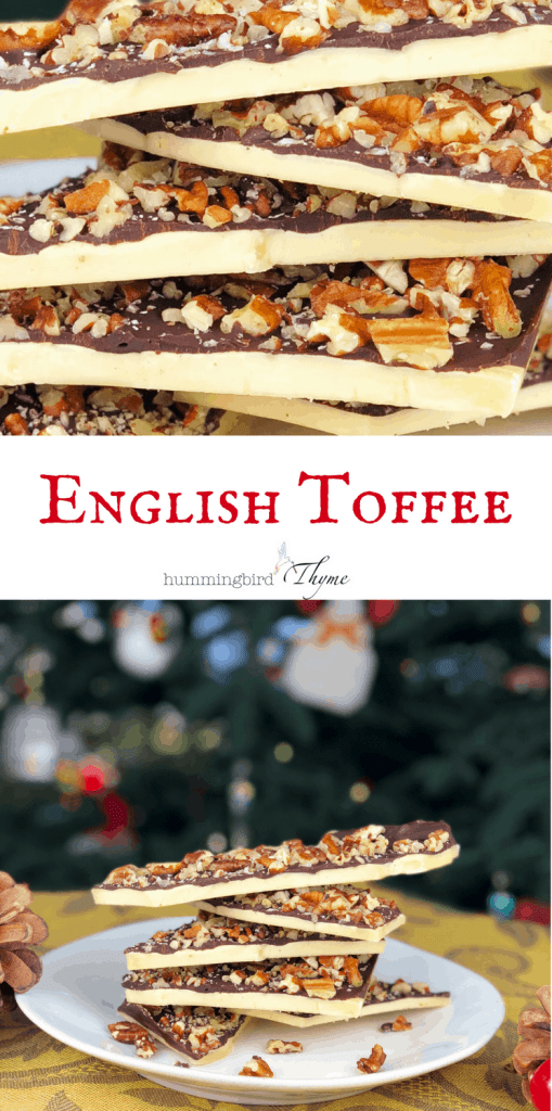 English Toffee Pecans