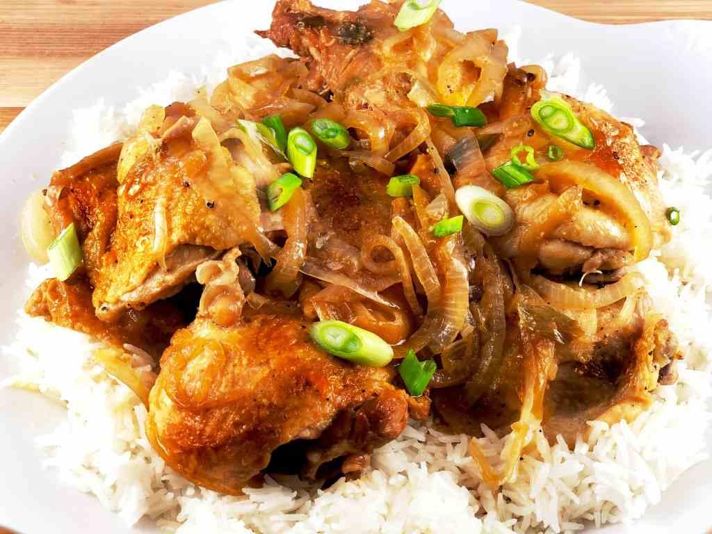 Chicken Adobo