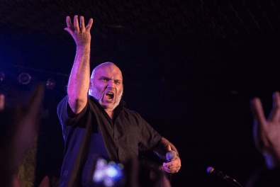 01 Blaze Bayley @ Club Rock & Guitarras