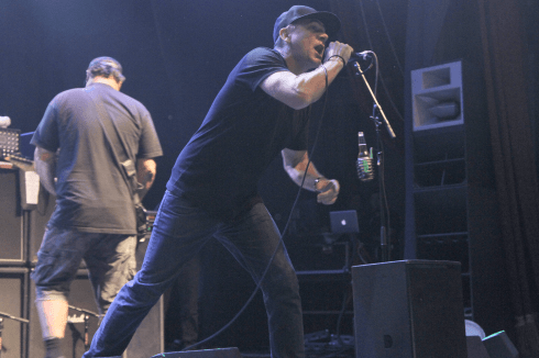 01 Pennywise @ Teatro Cariola 2015