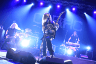 03 Children Of Bodom @ Teatro Cariola 2016