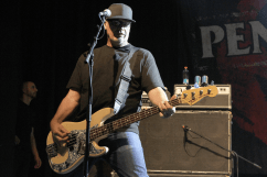 04 Pennywise @ Teatro Cariola 2015
