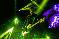 08 New Order @ Teatro Caupolicán 2016
