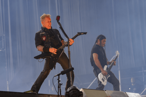09Metallica @ Lollapalooza Chile 2017