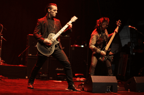 10 Motionless In White @ Teatro Cariola 2015