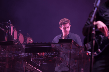 10 The xx @ Lollapalooza Chile 2017