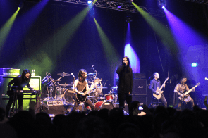 11 Motionless In White @ Teatro Cariola 2015