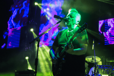 11 New Order @ Teatro Caupolicán 2016