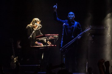 11 The Cult @ Teatro Caupolicán 2017