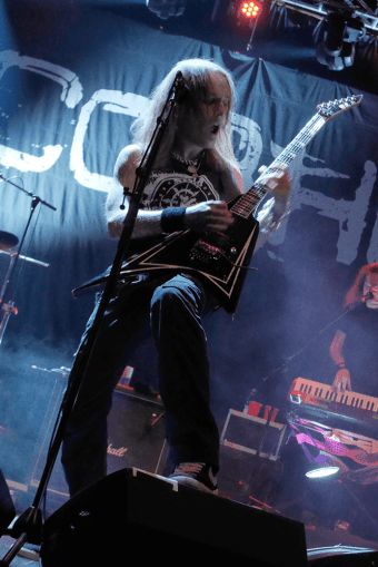 12 Children Of Bodom @ Teatro Cariola 2016