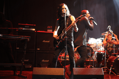 12 Motionless In White @ Teatro Cariola 2015