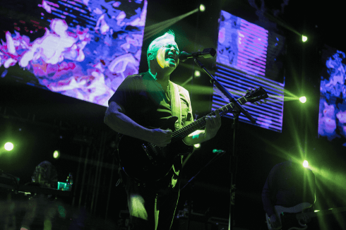 12 New Order @ Teatro Caupolicán 2016