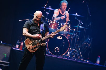 21 Creedence Clearwater Revisited @ Teatro Caupolicán 2015