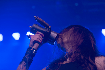 22 Amorphis @ Club Blondie 2016