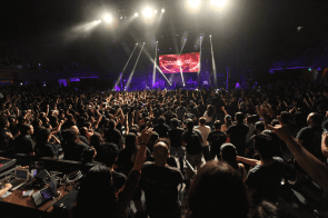 30 WarCry @ Teatro Caupolicán 2016