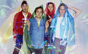 "Grizzly Bear tocó ""Losing All Sense"" y ""Cut-Out"" en Jimmy Kimmel Live!"