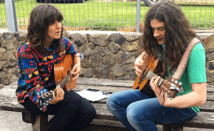 "Nueva canción y video de Kurt Vile y Courtney Barnett: ""Continental Breakfast"""