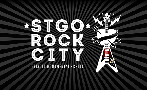 Aerosmith cancela su participación en el Santiago Rock City