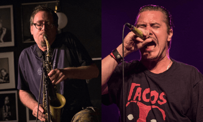 Mike Patton y John Zorn
