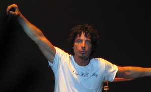 Chris Cornell en Chile