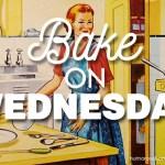 bake on Wednesday: kitchen day