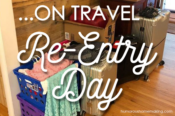 travel re-entry day