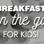 easy kids breakfast