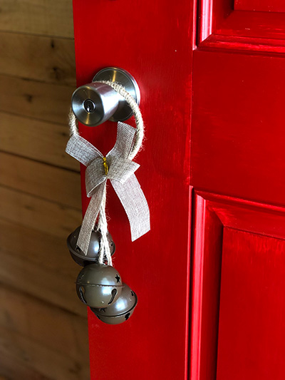 christmas door bells